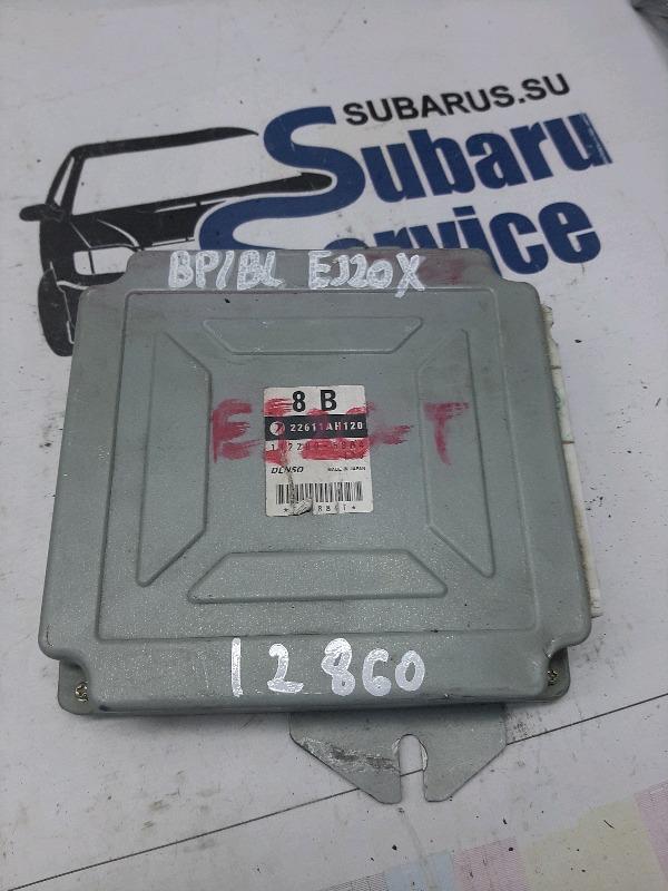 Блок управления двс Subaru Legacy BL5 EJ20X 2004