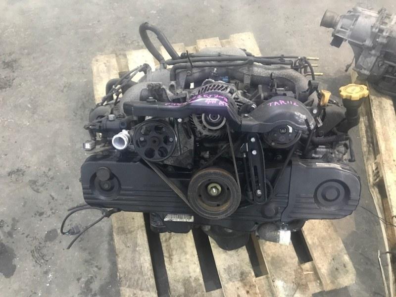 Двигатель Subaru Legacy Wagon BP5 EJ203 2003