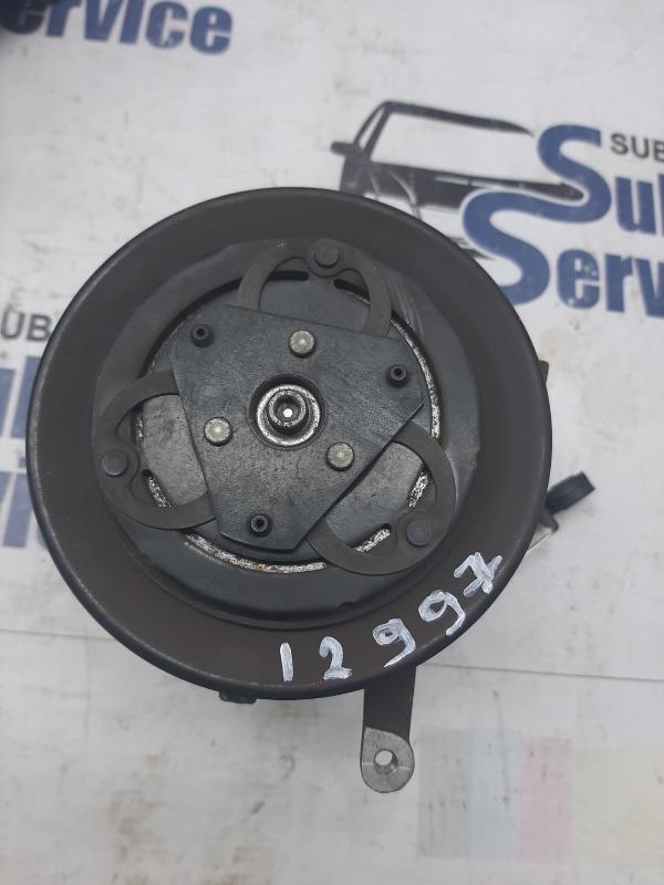 Компрессор кондиционера Subaru Impreza GD2 EJ15 2005