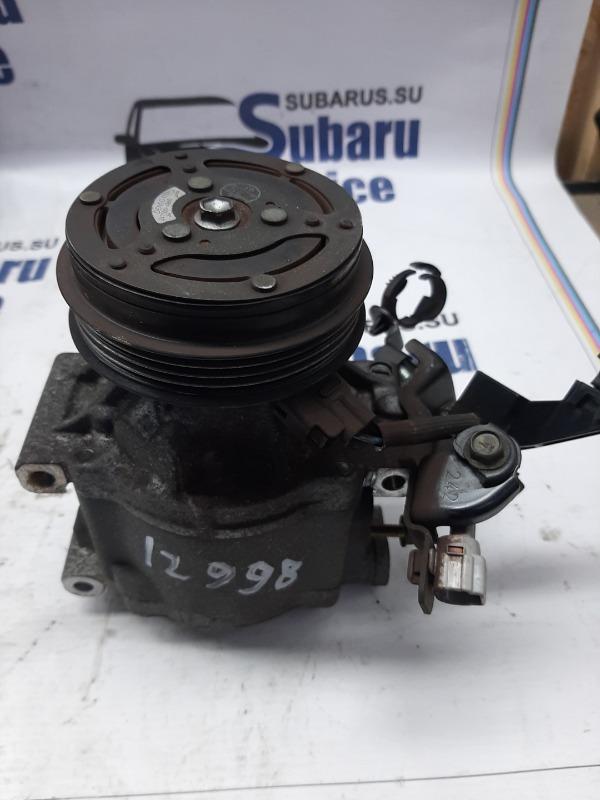 Компрессор кондиционера Subaru Legacy BL5 EJ20X 2004