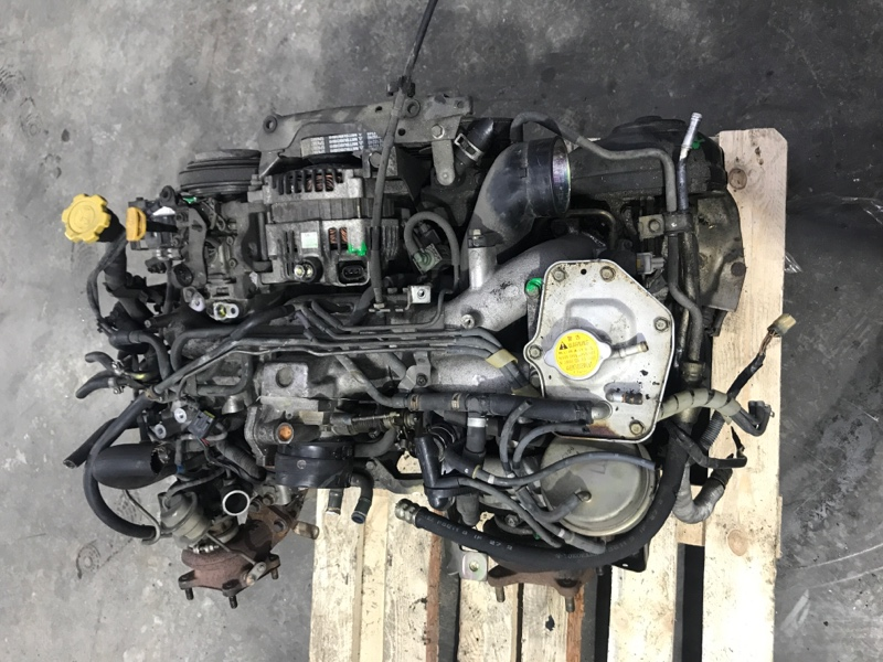 Двигатель Subaru Legacy BE5 EJ208 1999