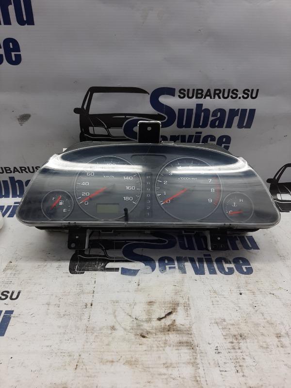 Щиток приборов Subaru Forester SF5 EJ205 2001