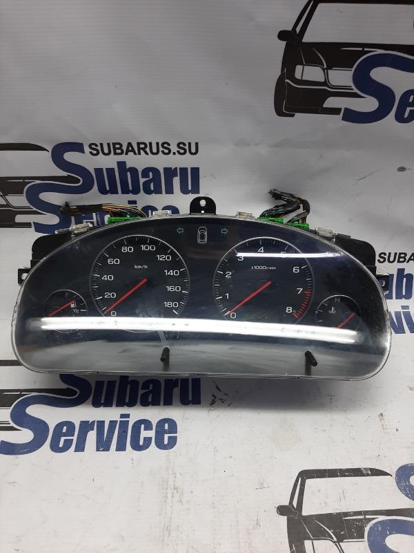 Щиток приборов Subaru Legacy Wagon BH9 EJ206 1999