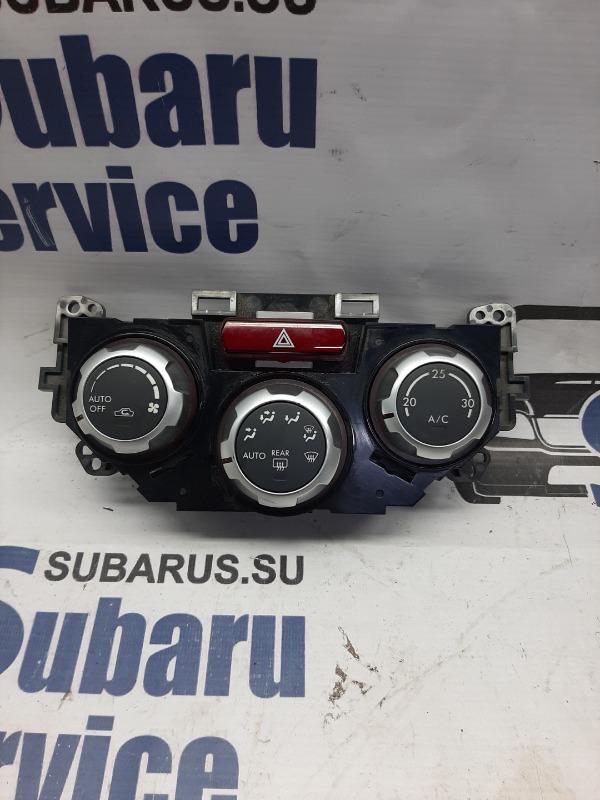 Блок управления климат-контролем Subaru Forester SH5 EJ205 2008