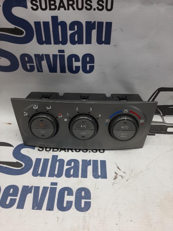 Блок управления климат-контролем Subaru Forester SG5 EJ205 2003
