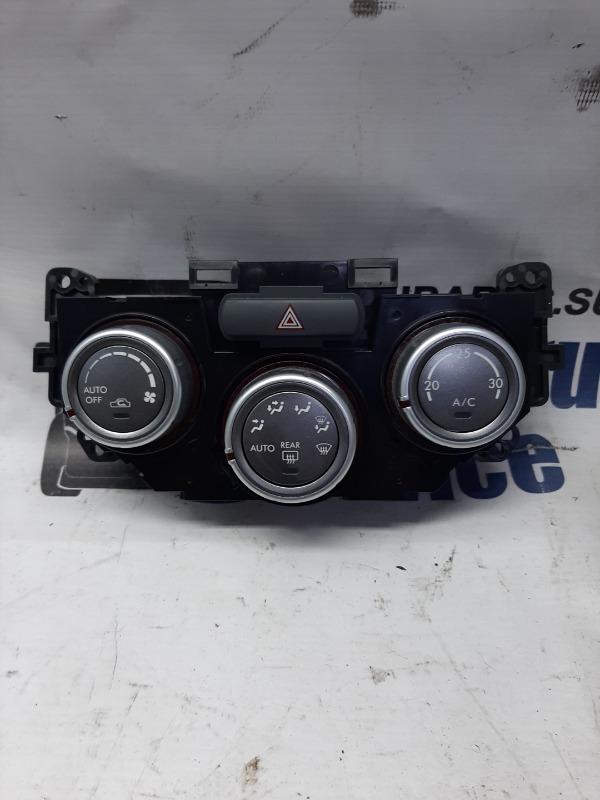 Блок управления климат-контролем Subaru Impreza GH3 EL15 2008
