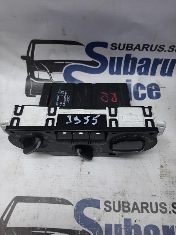 Блок управления климат-контролем Subaru Impreza GG9 EJ204 2002