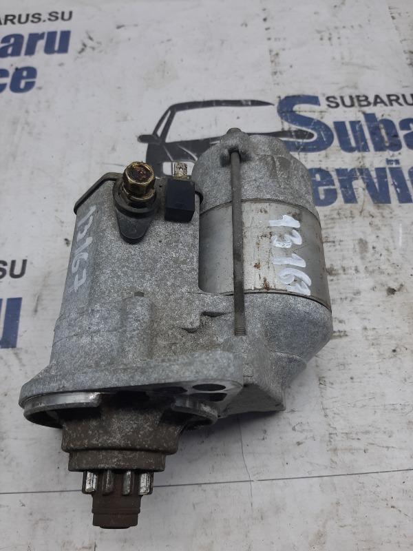Стартер Subaru Legacy BE6 EJ251 2004