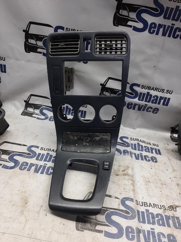 Рамка магнитолы Subaru Forester SG9 EJ255 2007