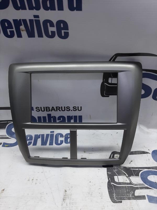 Рамка магнитолы Subaru Impreza GH3 EL154 2007