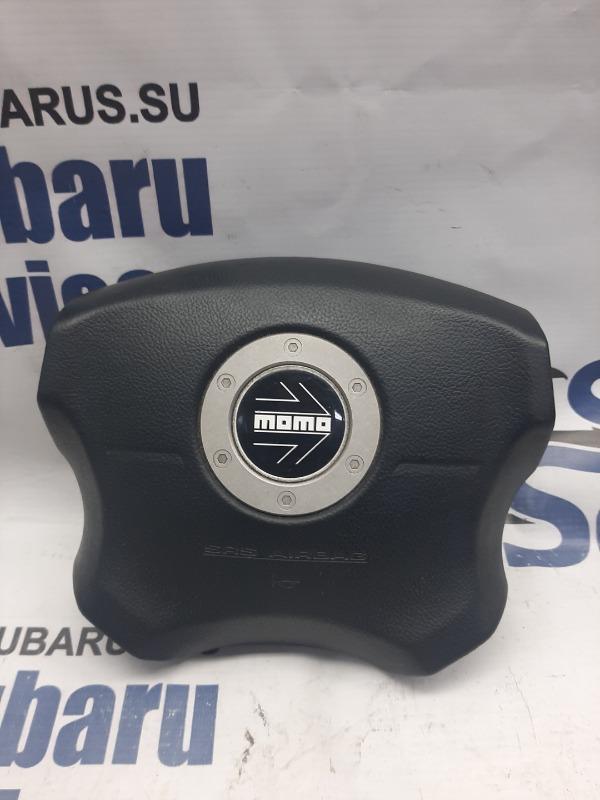 Подушка airbag в руль Subaru Legacy Wagon BH5 EJ206 2002