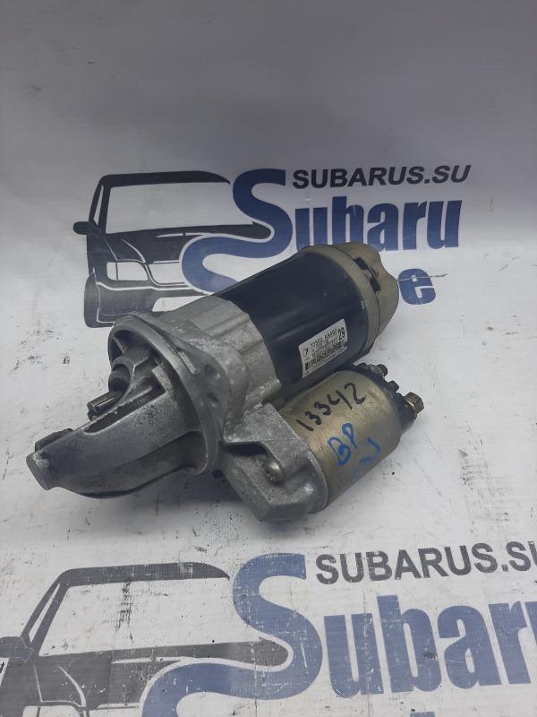 Стартер Subaru Legacy Wagon BP9 EJ253 2003