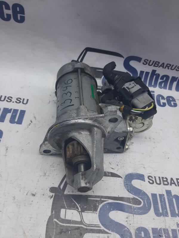 Стартер Subaru Legacy BRM FB25 2012