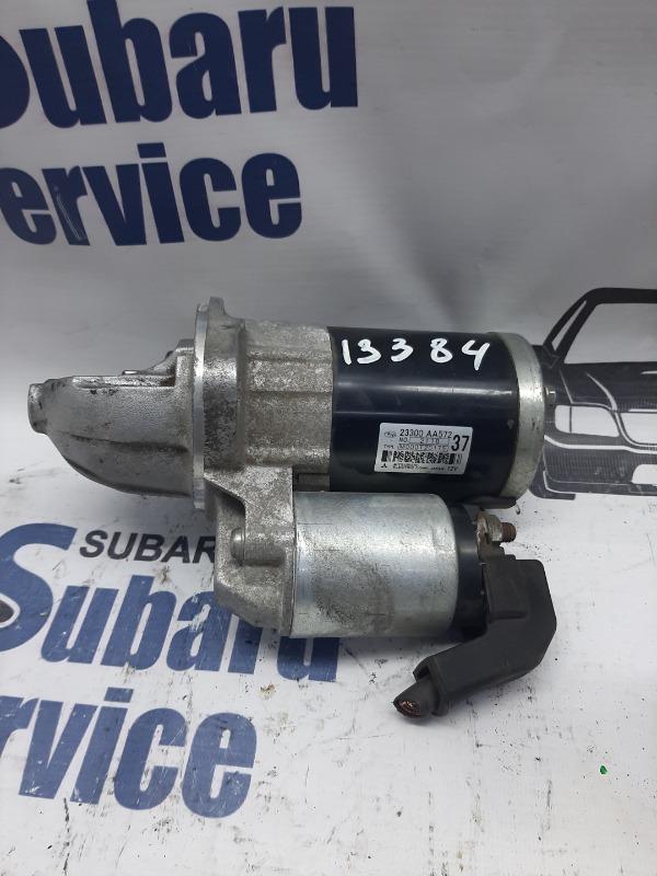 Стартер Subaru Outback BP9 EJ253 2004