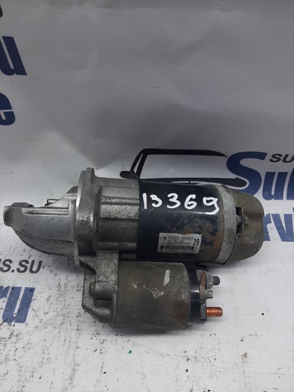 Стартер Subaru Legacy BL5 EJ20X 2003