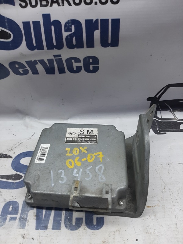 Блок управления акпп Subaru Legacy BL5 EJ20 2007