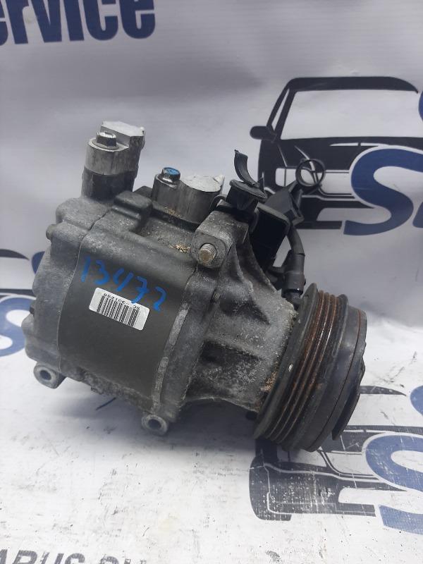 Компрессор кондиционера Subaru Legacy BL5 EJ20Y 2005