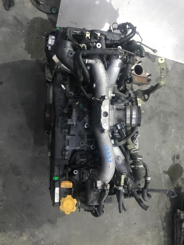 Двигатель Subaru Forester SG5 EJ205 2004