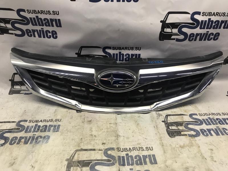Решетка радиатора Subaru Impreza GE6 EJ203 2009