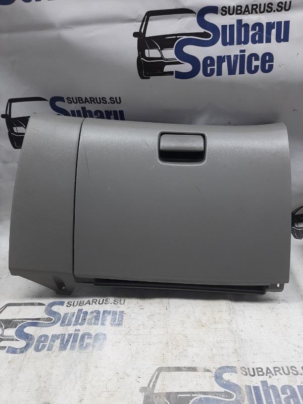 Бардачок Subaru Forester SG5 EJ205 2004 передний