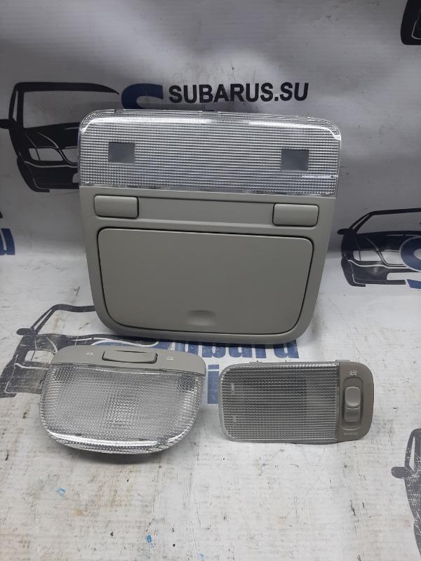 Плафон салонный Subaru Legacy BP5 EJ206 2004