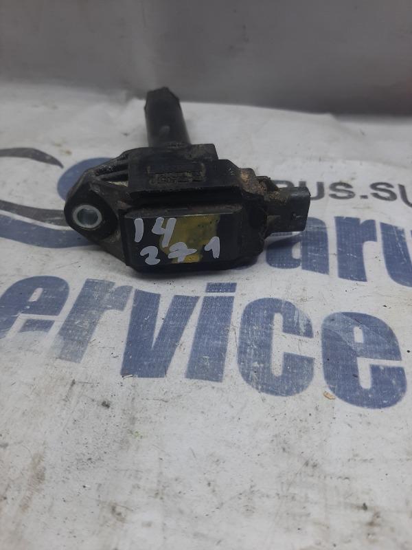 Катушка зажигания Subaru Xv JP3 FB16 2010