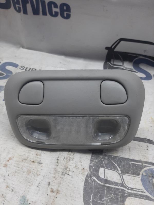 Плафон салонный Subaru Impreza GH3 EL154 2008 передний