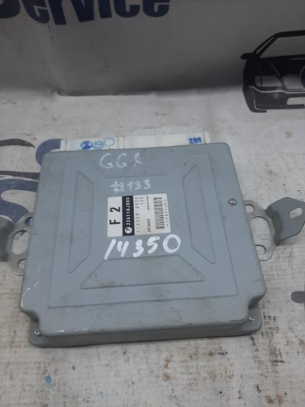 Блок управления двс Subaru Impreza Wrx GGA EJ205 2007