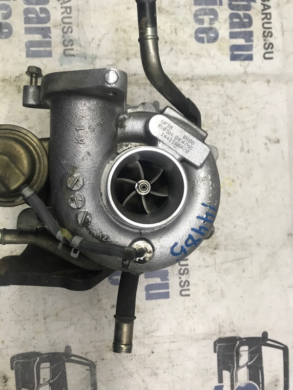 Турбина Subaru Legacy BP5 EJ20X 2003