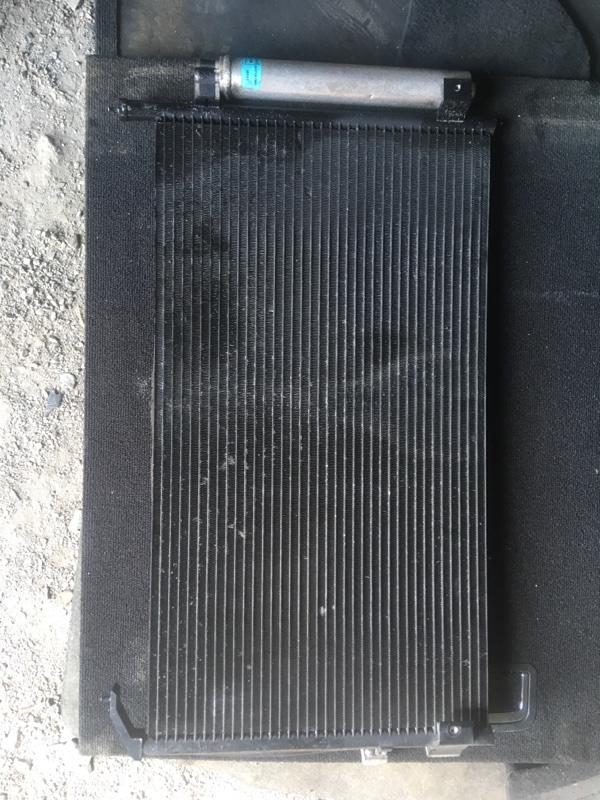 Радиатор кондиционера Subaru Forester SG5 EJ205 2003