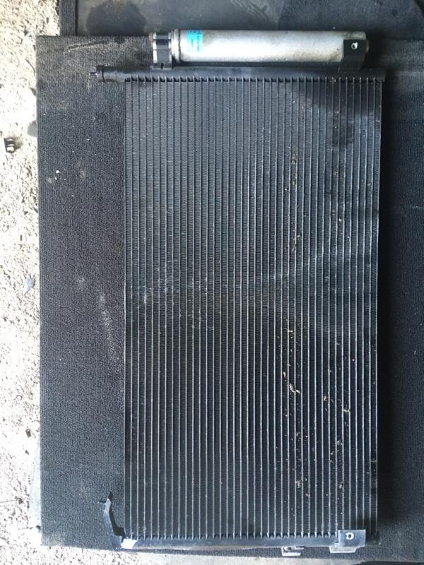 Радиатор кондиционера Subaru Forester SG5 EJ202 2002