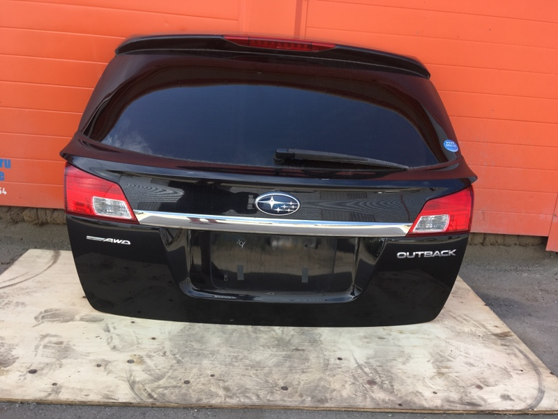 Дверь 5-ая Subaru Outback BRF EZ36 2009 задняя