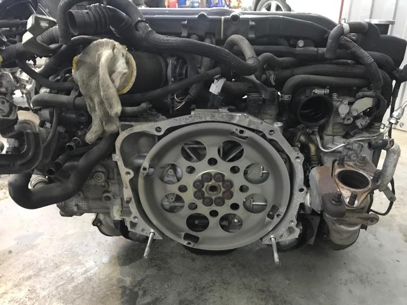 Двигатель Subaru Forester SH5 EJ205 2008
