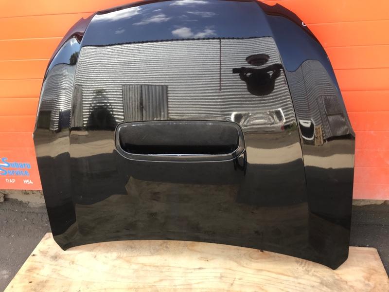 Капот Subaru Legacy Wagon BR9 EJ255 2009