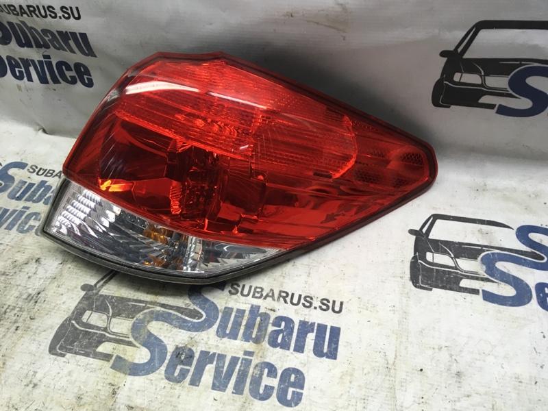 Стоп-сигнал Subaru Legacy Wagon BR9 EJ255 2009 задний правый
