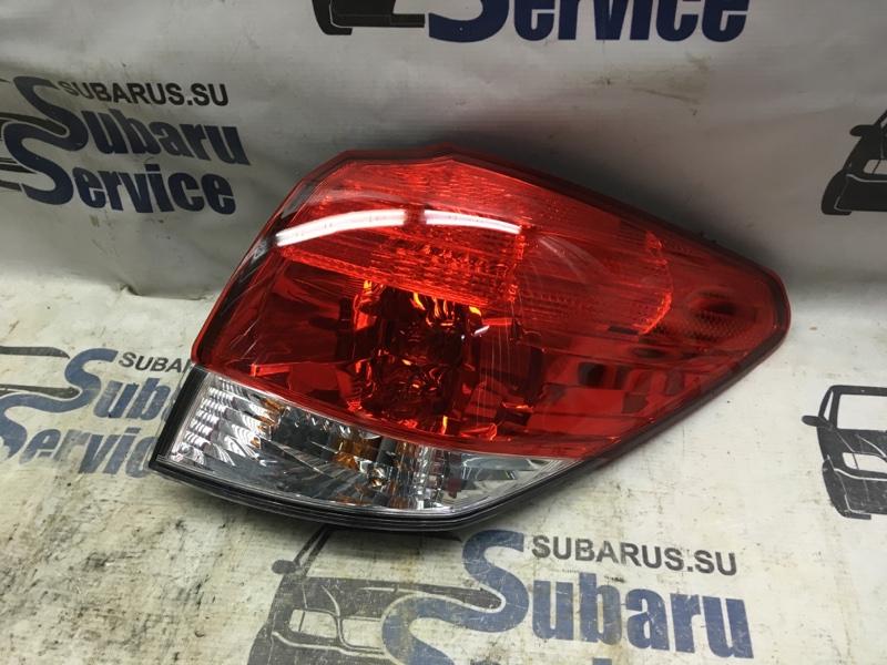 Стоп-сигнал Subaru Outback BRF EZ36 2009 задний правый