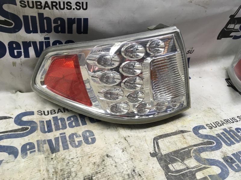 Стоп-сигнал Subaru Impreza GH3 EL15 2010 задний левый