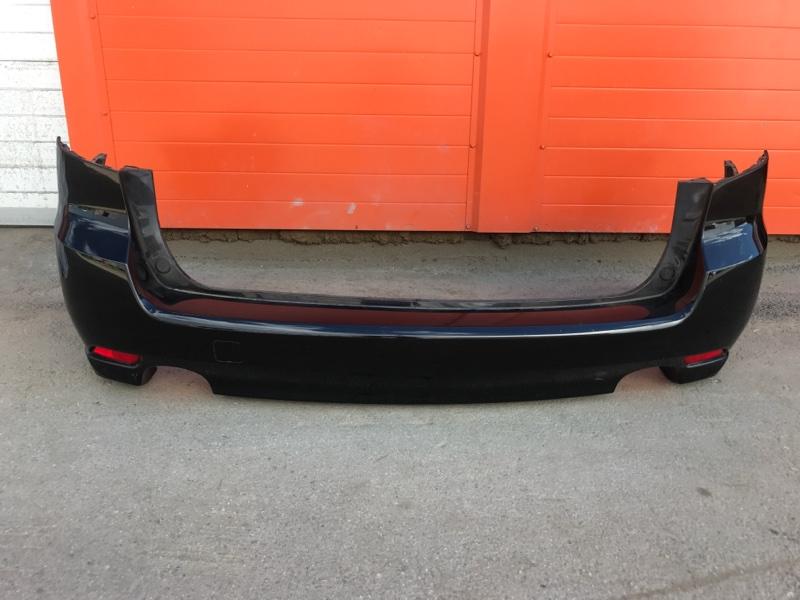 Бампер Subaru Legacy Wagon BR9 EJ255 2009 задний