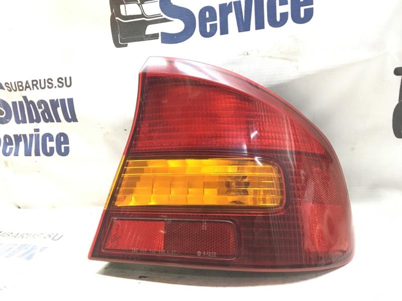 Стоп-сигнал Subaru Legacy BE6 EJ251 2004 задний правый