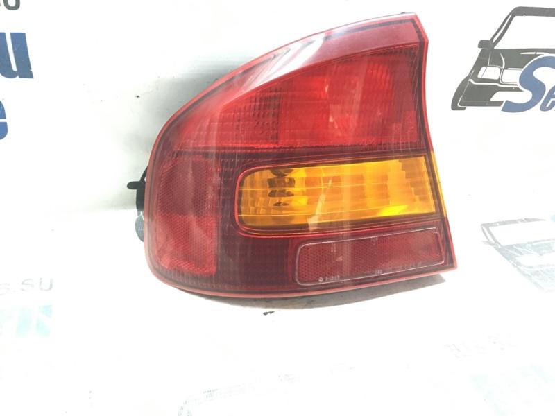 Стоп-сигнал Subaru Legacy BE6 EJ251 2004 задний левый