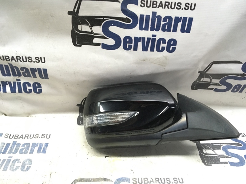 Зеркало Subaru Legacy Wagon BR9 EJ255 2009 правое