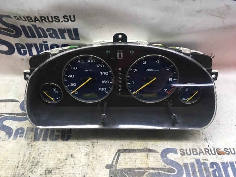 Щиток приборов Subaru Legacy Lancaster BHE EZ30D 2000