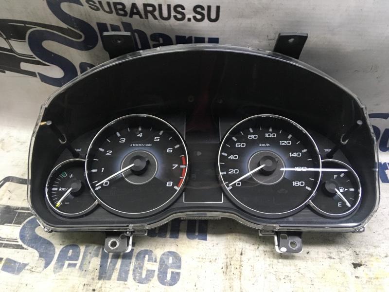 Щиток приборов Subaru Legacy Wagon BR9 EJ255 2009