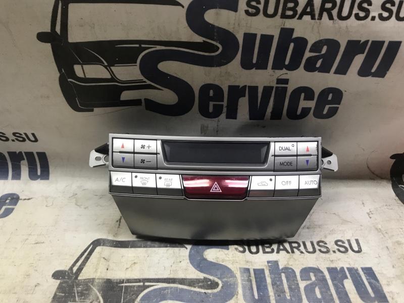 Блок управления климат-контролем Subaru Legacy Wagon BR9 EJ255 2009