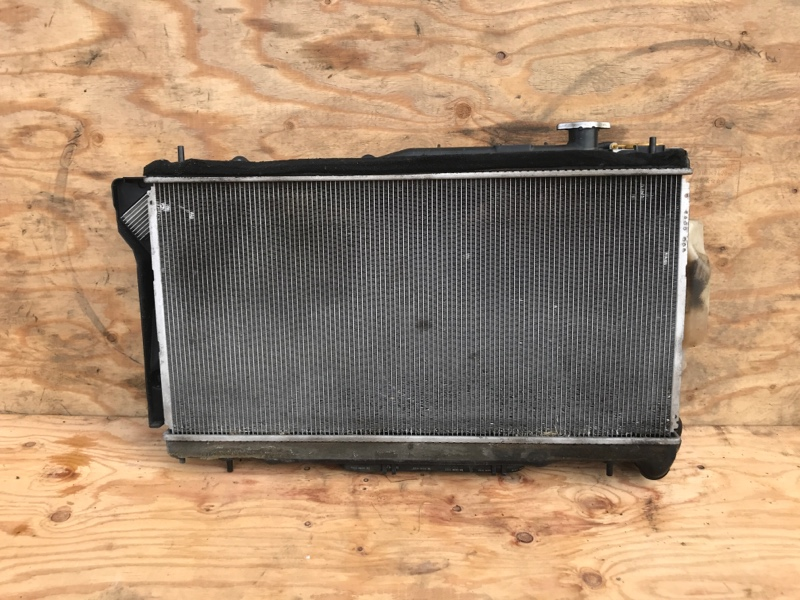 Радиатор основной Subaru Outback BRF EZ36 2009