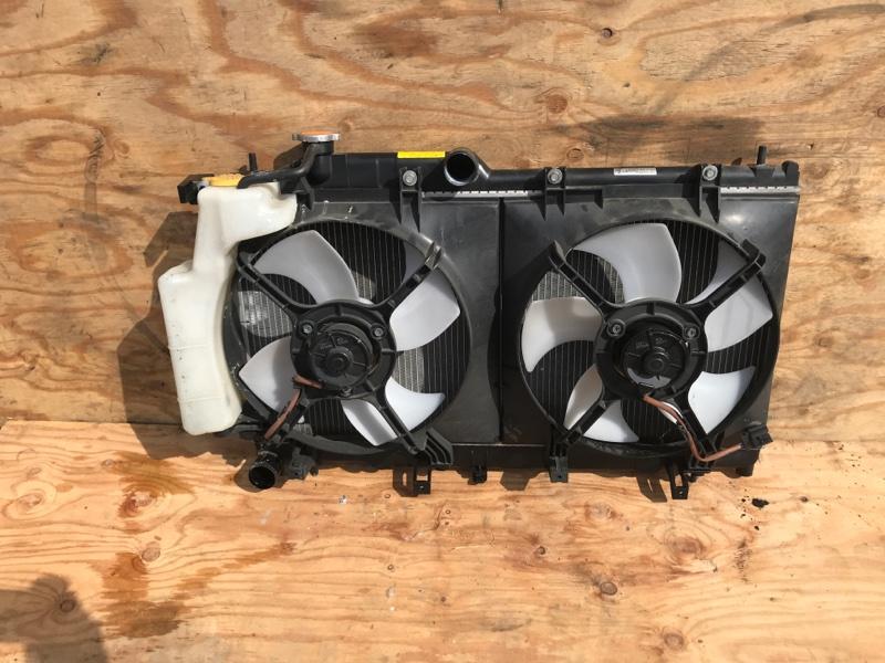 Радиатор основной Subaru Impreza GH3 EL15 2010