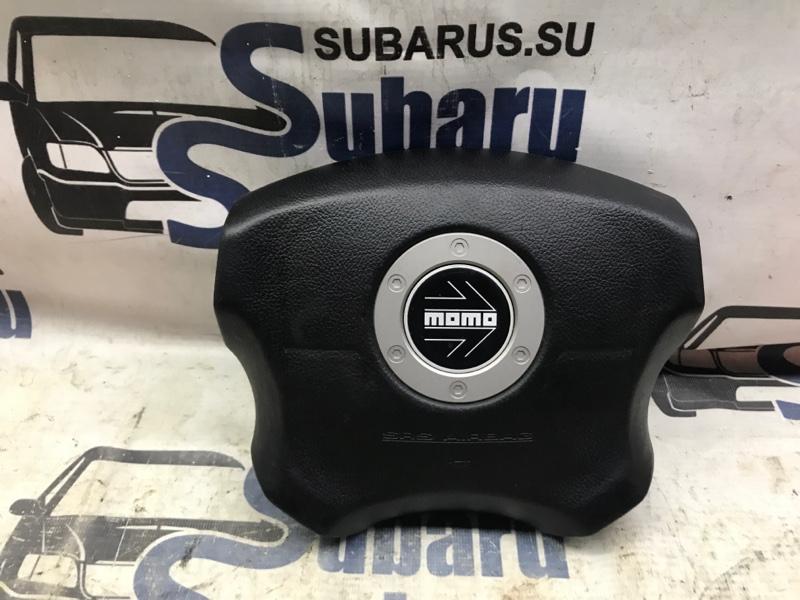 Подушка airbag в руль Subaru Legacy Lancaster BHE EZ30D 2000