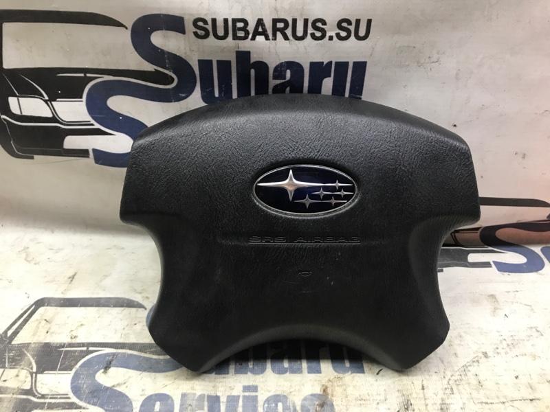 Подушка airbag в руль Subaru Forester SG5 EJ202 2003