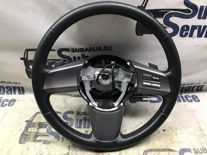 Руль Subaru Outback BRF EZ36 2009