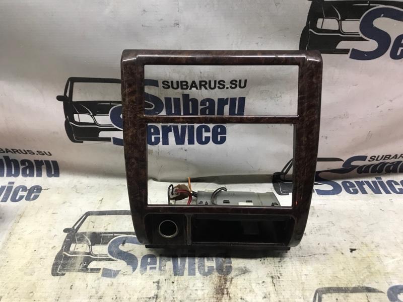 Рамка магнитолы Subaru Forester SF5 EJ20G 1998